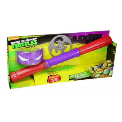 SET TORTUGA NINJA DONATELLO