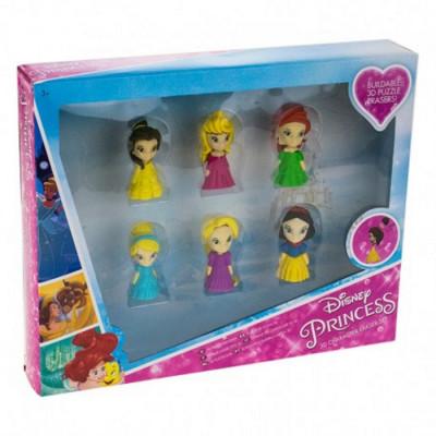 GOMAS 3D PRINCESAS DISNEY de la categoría Princesas Disney