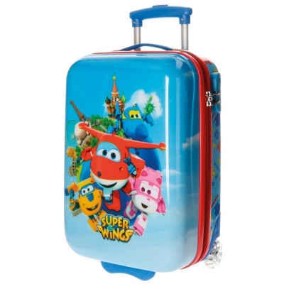 TROLLEY 2 RUEDAS ABS SUPERWINGS