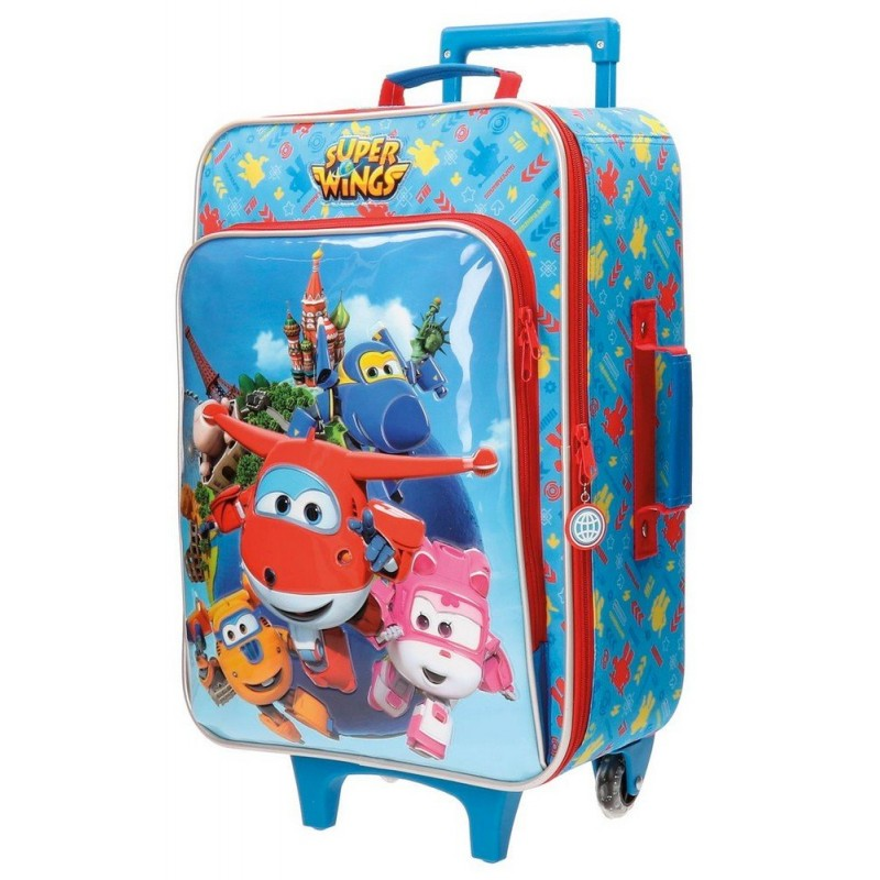 TROLLEY SUPERWINGS DE 2 RUEDAS