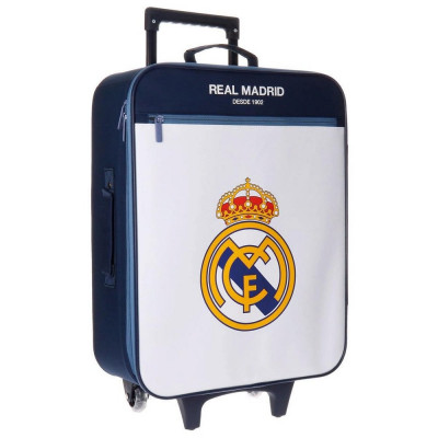 TROLLEY REAL MADRID ONE COLOR ONE CLUB 2 RUEDAS