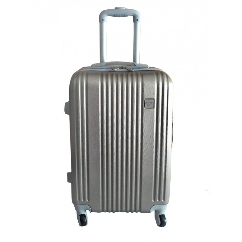 42ac05df5 SET DE DOS MALETAS ABS COLOR ORO de la categoría Maletas y Accesorios Viaje