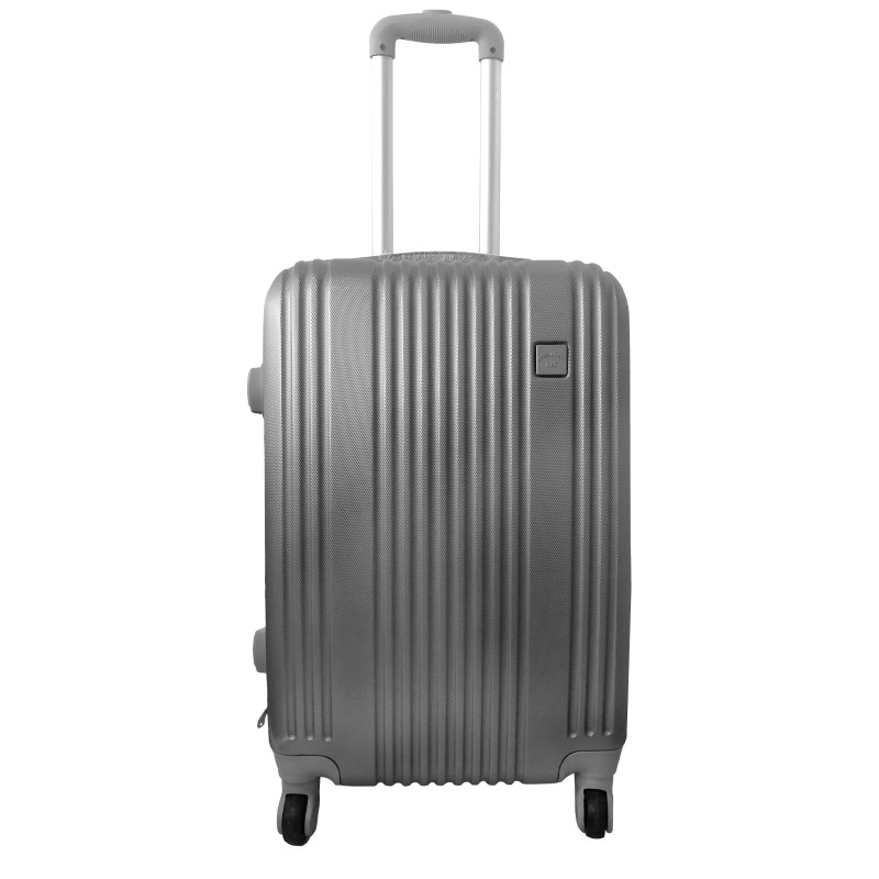 19e333b1f Set de dos maletas ABS color oro | Tiendas MGI | Tiendas MGI