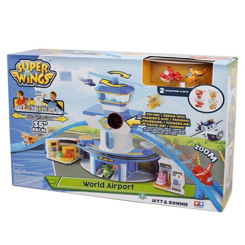 AEROPUERTO SUPER WINGS
