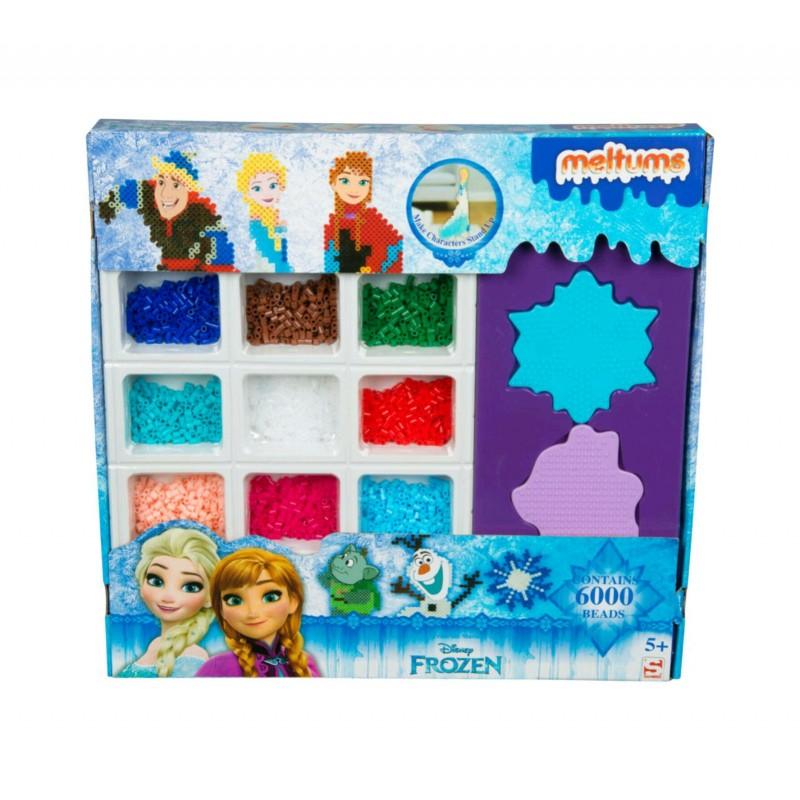 MEGA SET PERLAS FUNDIBLES DE FROZEN