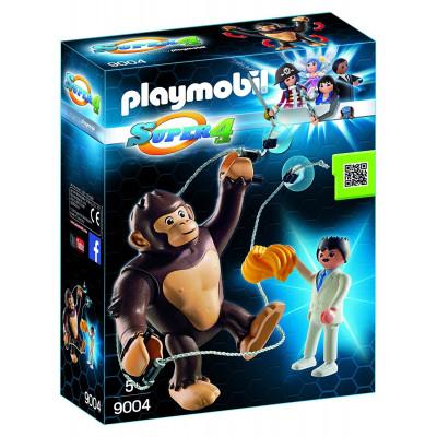 PLAYMOBIL SUPER 4 GORILA GIGANTE GONK