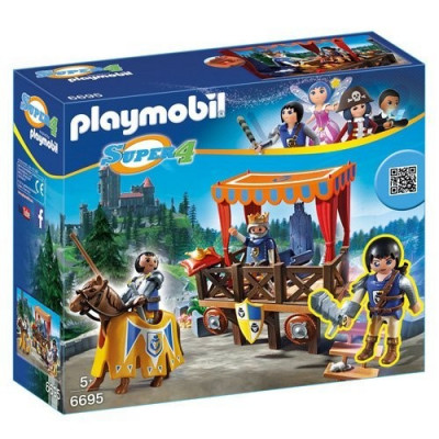 PLAYMOBIL SUPER 4 MEDIEVAL