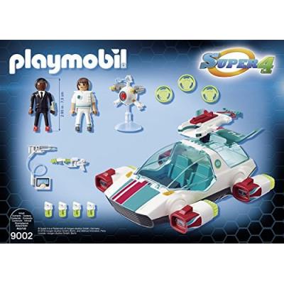 PLAYMOBIL SUPER 4 VEHÍCULO ESPACIAL de la categoría