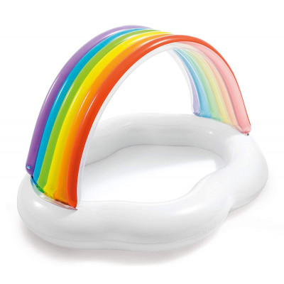 PISCINA INFANTIL ARCOIRIS DE INTEX