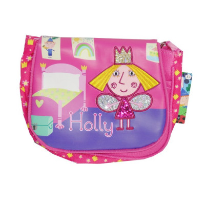 BOLSO CON SOLAPA BEN Y HOLLY