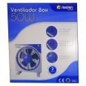 VENTILADOR BOX 30 CM RAYDAN HOME