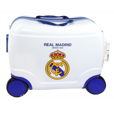 MALETA CORREPASILLOS ABS REAL MADRID