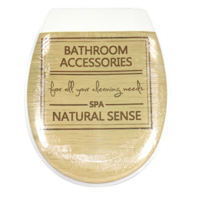 TAPA WC SPA NATURAL SENSE