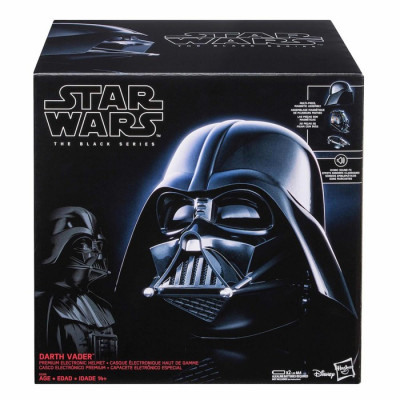 CASCO STAR WARS DARTH VADER