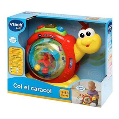 COL EL CARACOL DE VTECH BABY