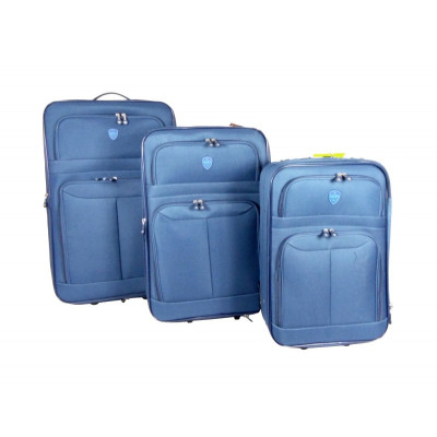 SET DE 3 MALETAS TROLLEY -...