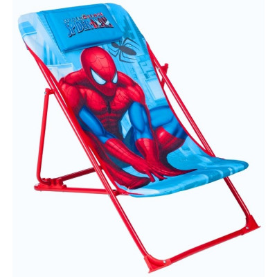 TUMBONA RECLINABLE SPIDERMAN