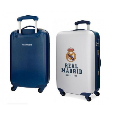 MALETA TROLLEY REAL MADRID