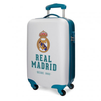 MALETA TROLLEY REAL MADRID...