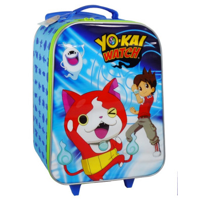 MALETA TROLLEY YO-KAI WATCH