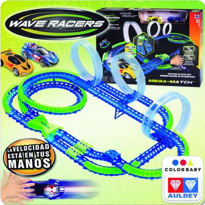 CIRCUITO  WAVE RACER MEGA...