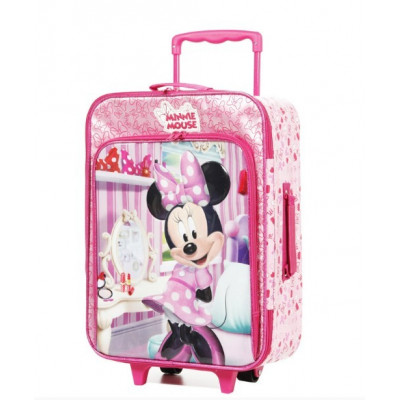 MALETA TROLLEY MINNIE MOUSE