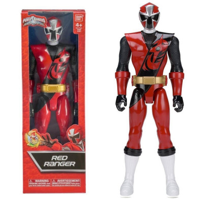 FIGURA ROJA POWER RANGER...