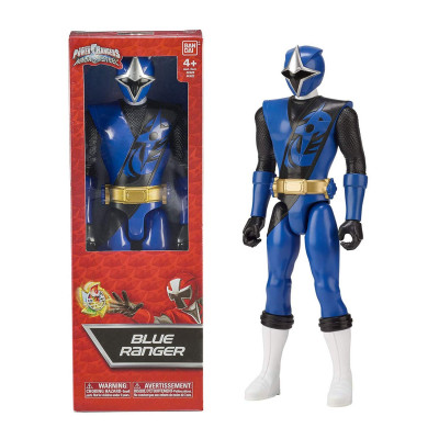 FIGURA AZUL POWER RANGER...