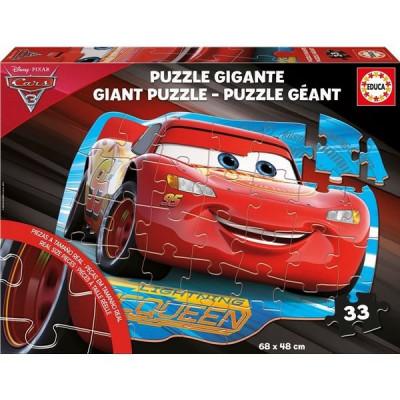 PUZZLE GIGANTE CARS 3