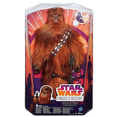 CHEWBACCA FIGURA STAR WARS...