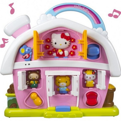 HELLO KITTY FERME MUSICALE