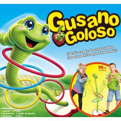 GUSANO GOLOSO JUEGO DE...