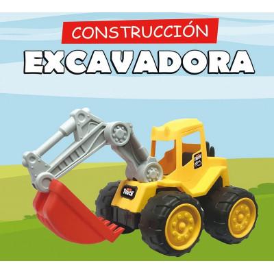 VEHÍCULO 33 PALA EXCAVADORA...