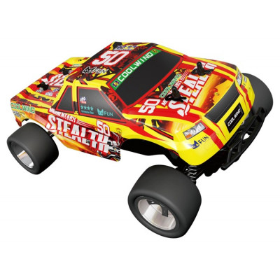 COCHE RC SUPERTURBO 27MHZ...