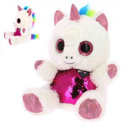 PELUCHE UNICORNIO FASHION 42CM