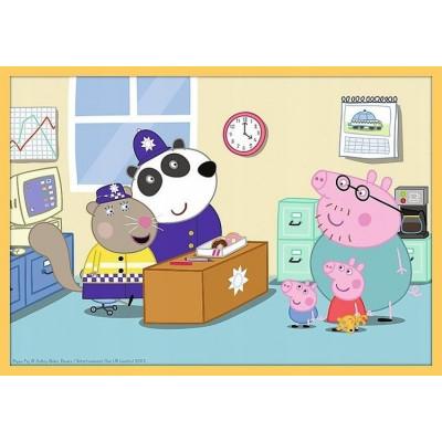 PUZLE 10 EN 1 PEPPA PIG