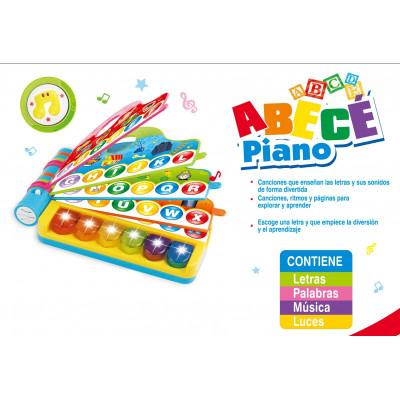 ABECÉ PIANO - APRENDIZAJE...