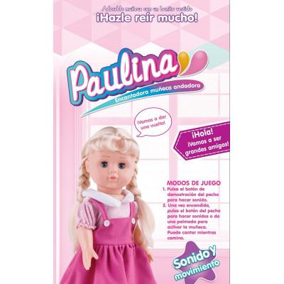 PAULINA, ANDA Y CANTA