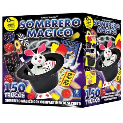 SOMBRERO MAGICO 150 TRUCOS