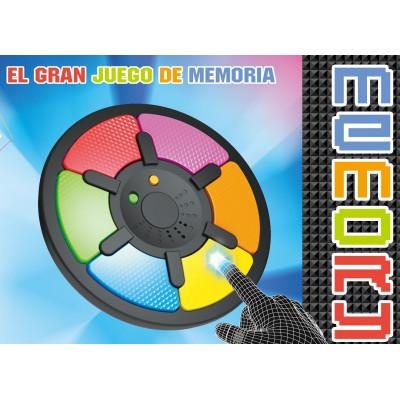 EL GRAN JUEGO DE MEMORIA