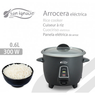ARROCERA 0,6L SAN IGNACIO