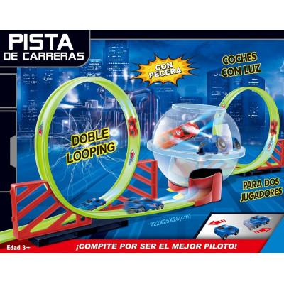 PISTA DE CARRERAS CON...