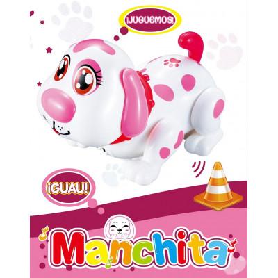 MANCHITA - DALMATA ROSA...