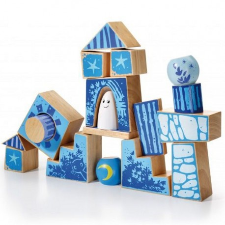 SCHMIDT SPOOKY STACKING BLOCKS