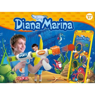 DIANA MARINA - SET DE PUNTERÍA
