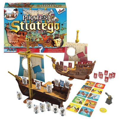 STRATEGO - PIRATAS! DE DISET