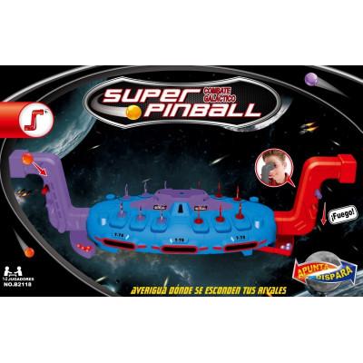 SUPER PINBALL COMBATE...