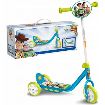 PATINETE 3 RUEDAS TOY STORY 4
