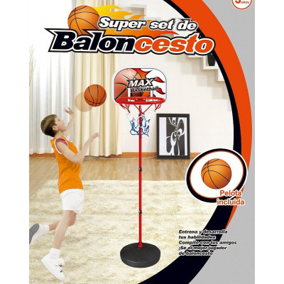 SUPER SET DE BALONCESTO