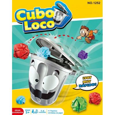 CUBO LOCO - JUEGO DE MESA